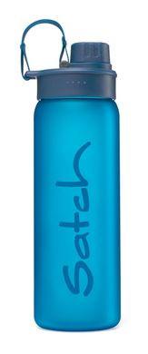 Satch Trinkflasche Blue Tritan
