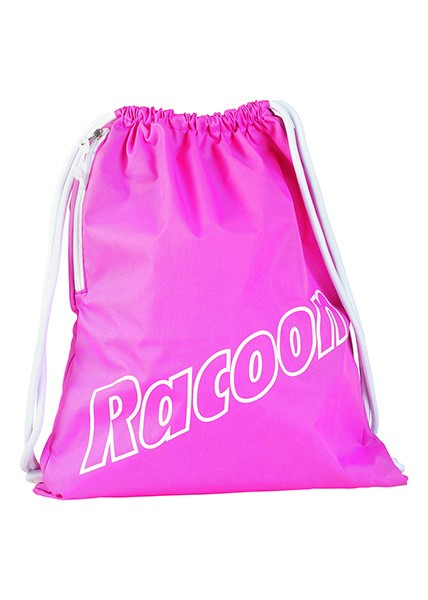 Racoon Chinch Bag Pink