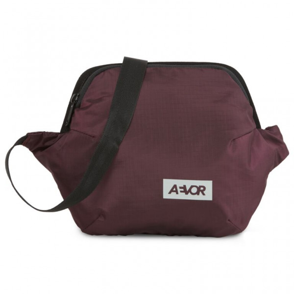 AEVOR Hip Bag Plus Ripstop Ruby