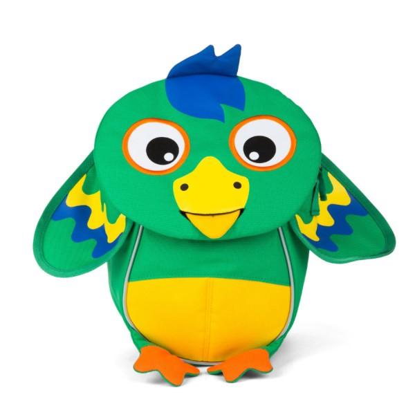 Papagei 4 Liter Kindergartenrucksack