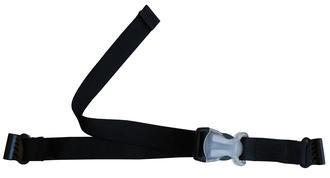 Racoon Brustgurt Universal schwarz
