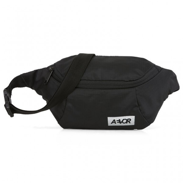 AEVOR Hip Bag Ripstop Black 1 Liter