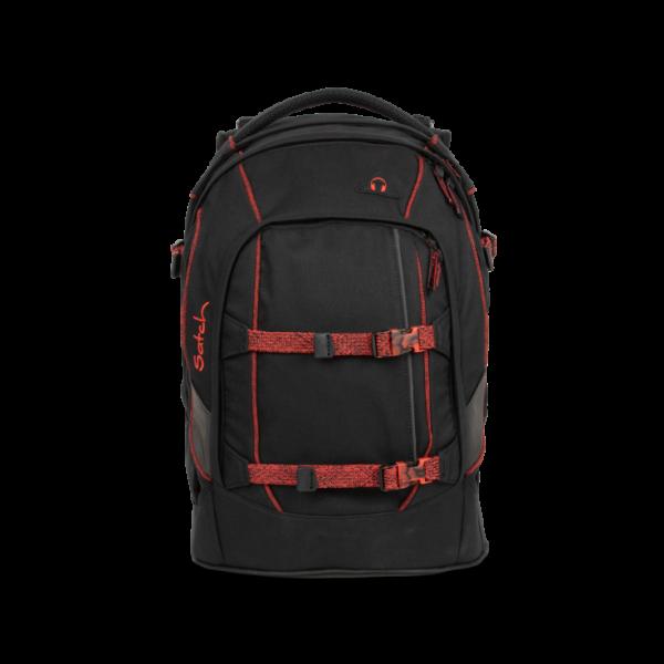 Satch Pack Black Volcano