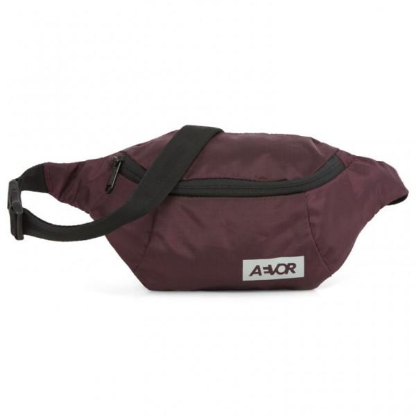 AEVOR Hip Bag Ripstop Ruby 1 Liter