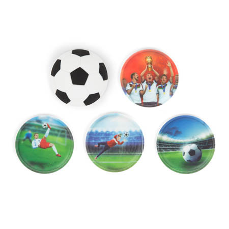 Kletties Set Soccer 3D (5-tlg)