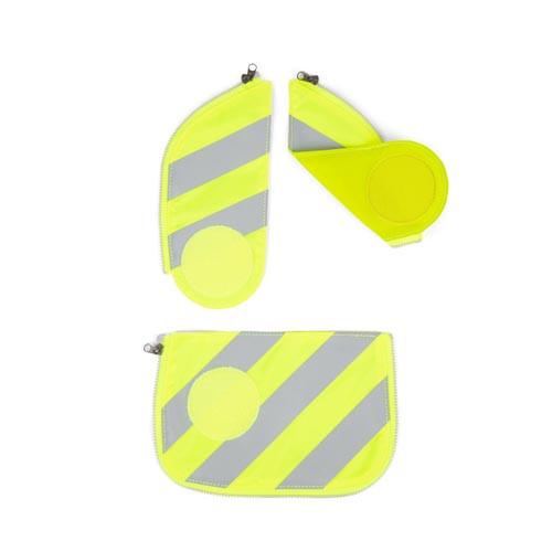 Sicherheitsset Pack mit Reflektierstreifen gelb