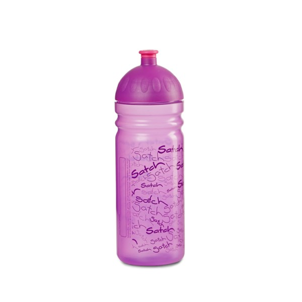 Satch Trinkflasche lila