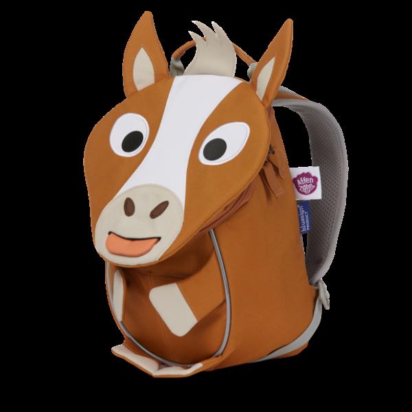 Pferd 4 Liter Kindergartenrucksack Neu