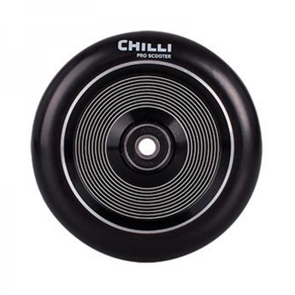 Chilli Thunder Wheel 110mm Schwarz