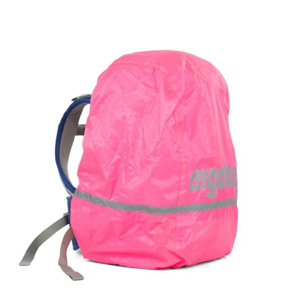 Ergobag Regencape pink fluoreszierend