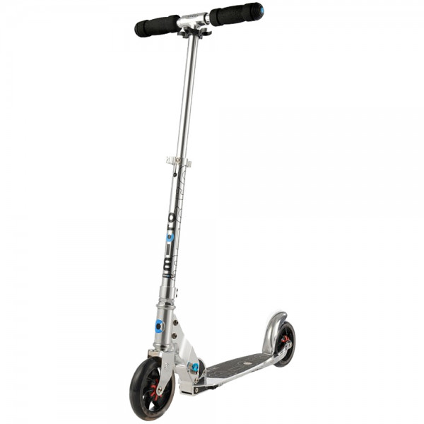 Micro Scooter Speed+ pure silver NEU