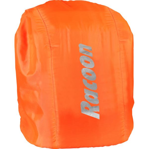 Regenschutz orange