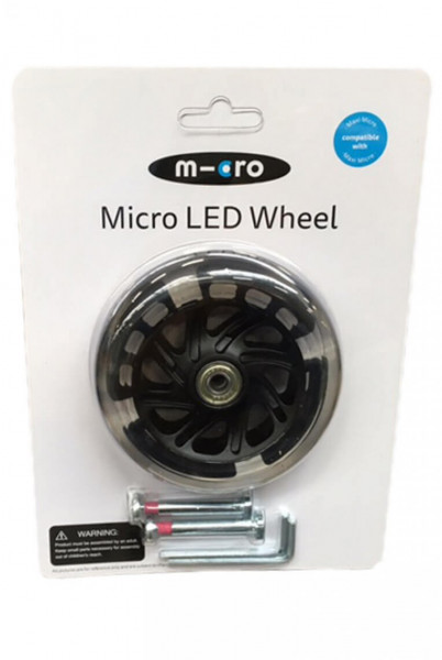 Micro LED Rad Maxi Micro vorne 120mm SET