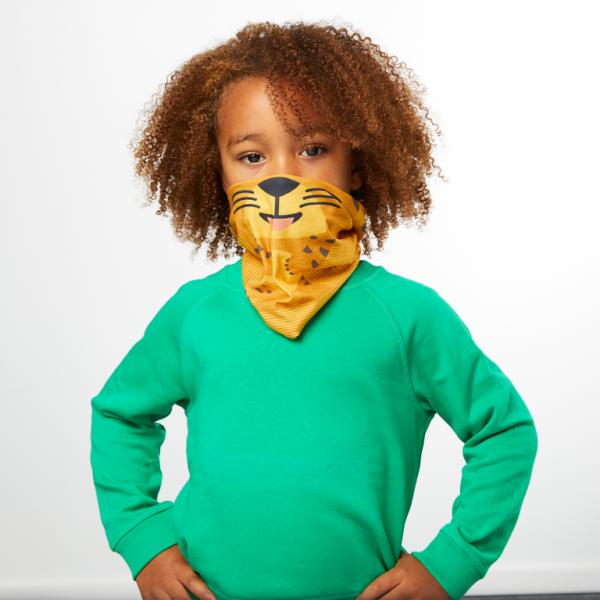 Schlauchschal Tiger