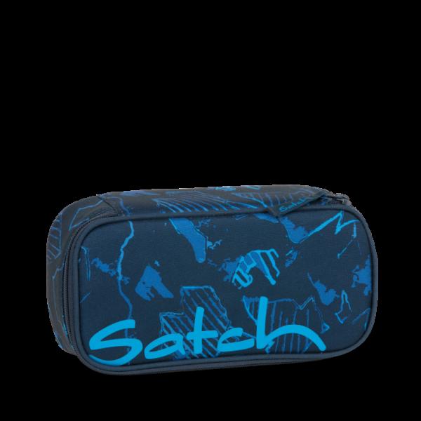 Satch Schlamperbox Blue Compass