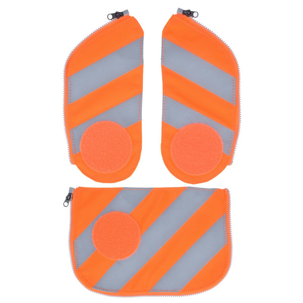 Sicherheitsset Cubo mit Reflektierstreifen orange alt