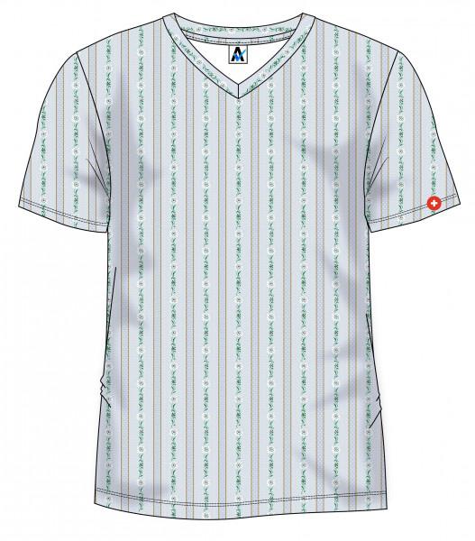 Edelweiss Shirt 100% Schweiz