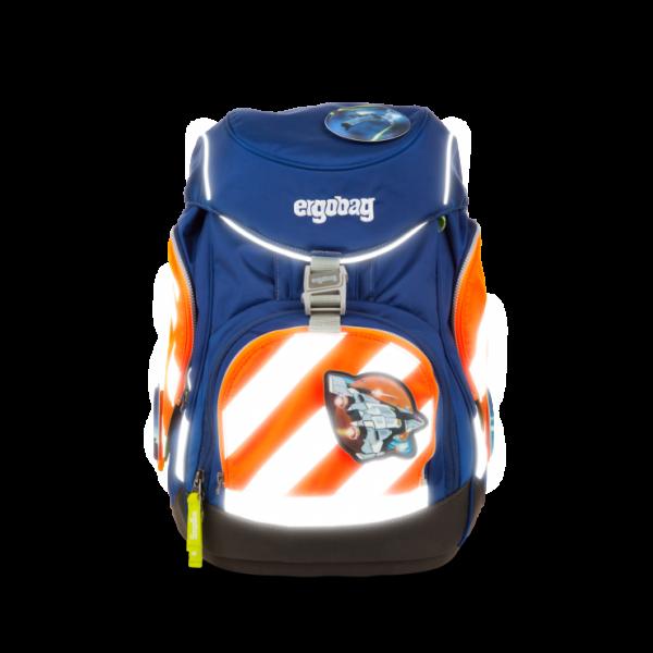Sicherheitsset Pack mit Reflektierstreifen orange alt