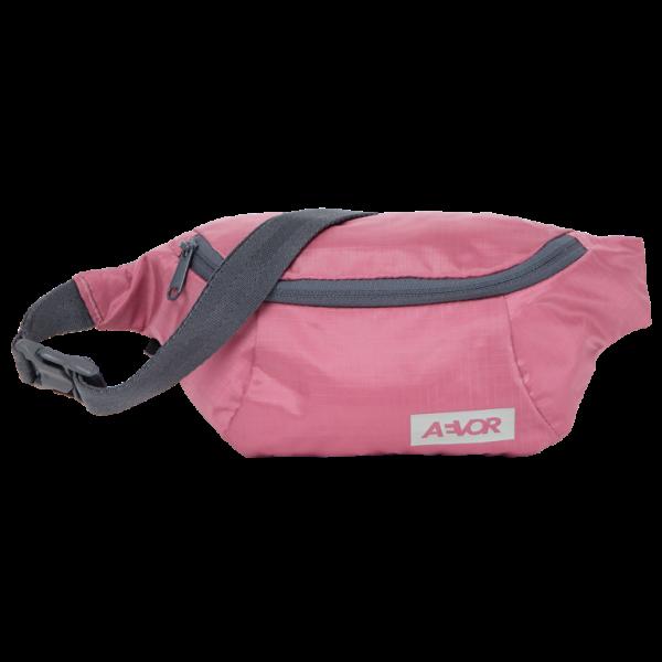 AEVOR Hip Bag Ripstop Cassis 100% rec.PET