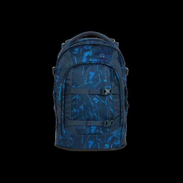 Satch Pack Blue Compass