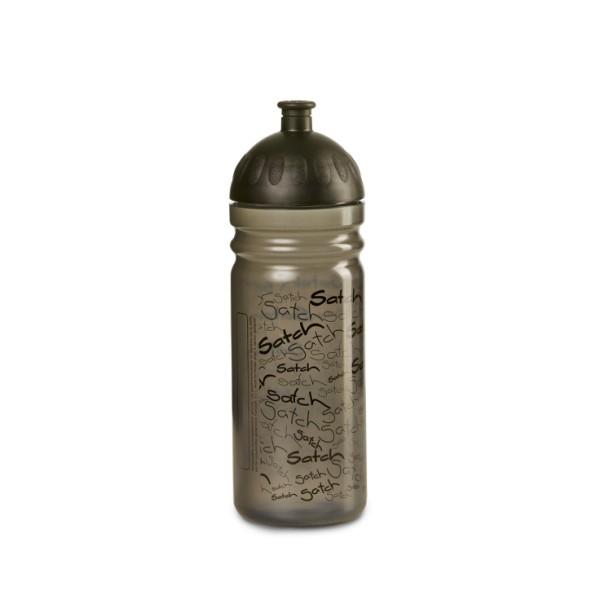 Satch Trinkflasche Schwarz